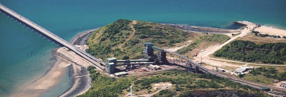 Abbot Point in Queensland will be the export site for the proposed mine.