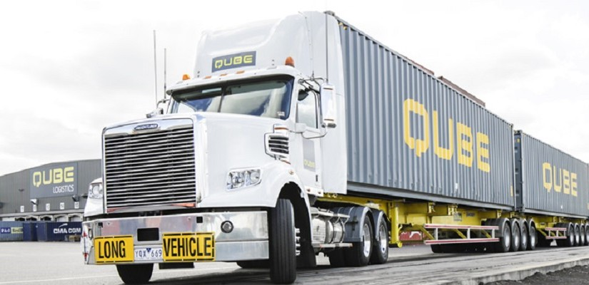 Qube is looking to drastically expand its multi-modal portfolio. Photo: Qube